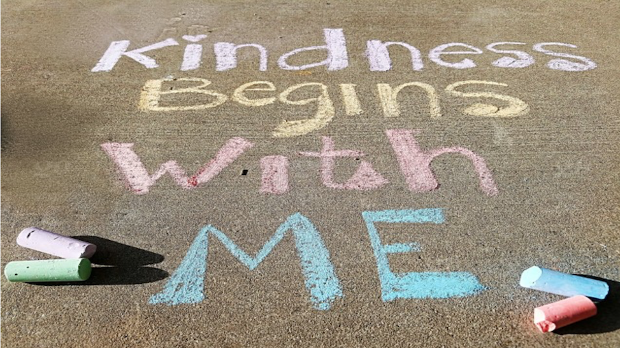 A little kindness can make a big difference
