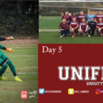As it Happened: Varsity 2018 Day 5 – Football