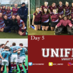 As it Happened: Varsity 2018 Day 5 – Hockey