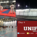 Varsity 2018 round up: Day 4 – Jiu-Jitsu, Netball & American Football