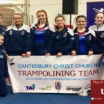 As it Happened: Varsity 2018 Day 6 – Trampolining