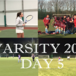 Varsity 2018 round up: Day 5 – Tennis, Football & Hockey