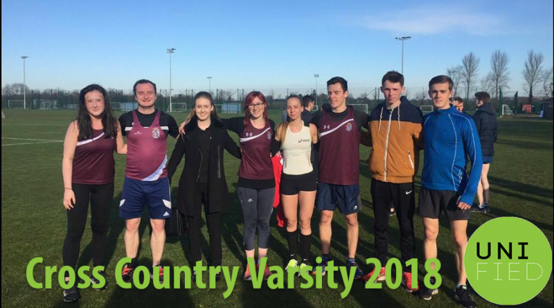 Varsity 2018: Cross Country run