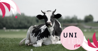 Does consuming dairy make you anti-feminist? #UnifiedFem