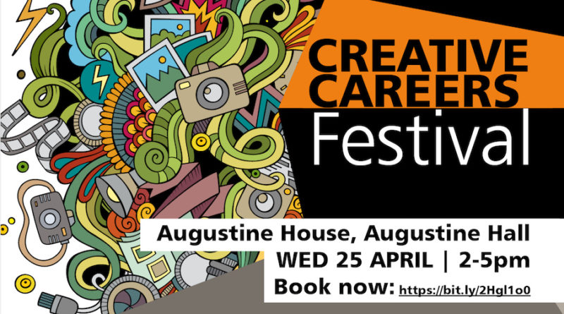 CCCU Creative Careers Festival 2018