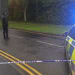 Police cordon off mosque near UKC campus after a package has been found