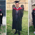 Three graduates share their experiences at Canterbury Christ Church University