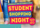 EXPLAINED: Canterbury Student Shopping Night 2018