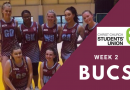 BUCS Weekly Roundup: Week 2 of the season