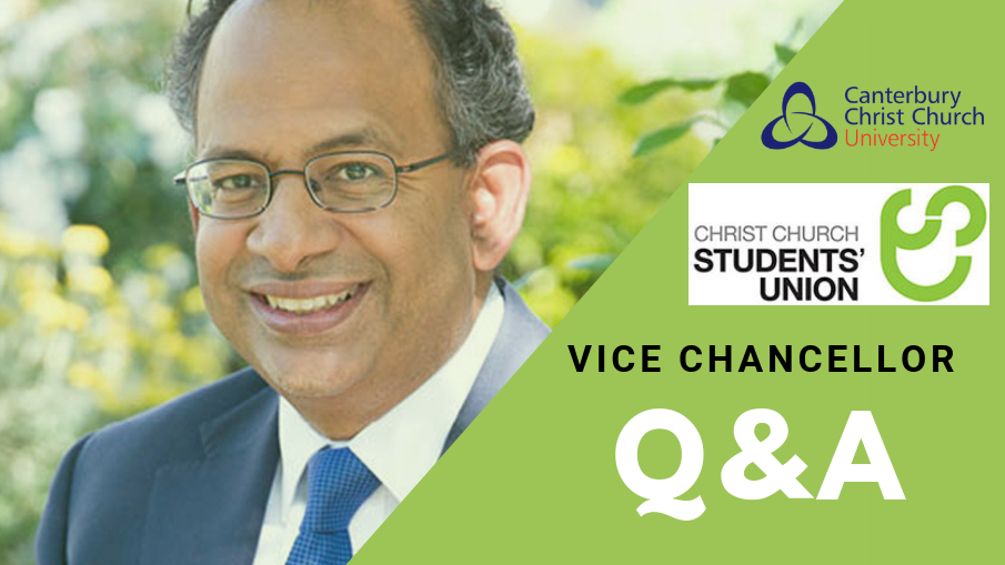 8 reasons why you should attend the Vice Chancellor's Q&A