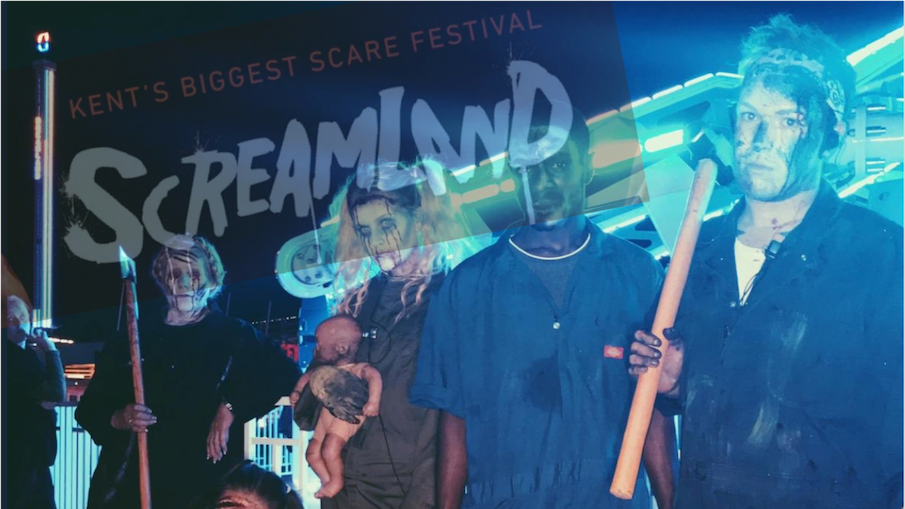SCREAMLAND: This year's award winning horror mazes
