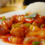 Students' Cookbook: Sweet and sour chicken or shrimp recipe